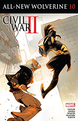 All-New Wolverine (2015-2018) #10