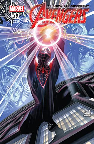 All-New, All-Different Avengers (2015-) #12