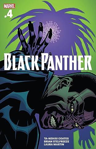 Black Panther (2016-) #4