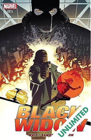 Black Widow (2016-2017) #5