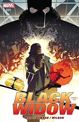Black Widow (2016-) #5