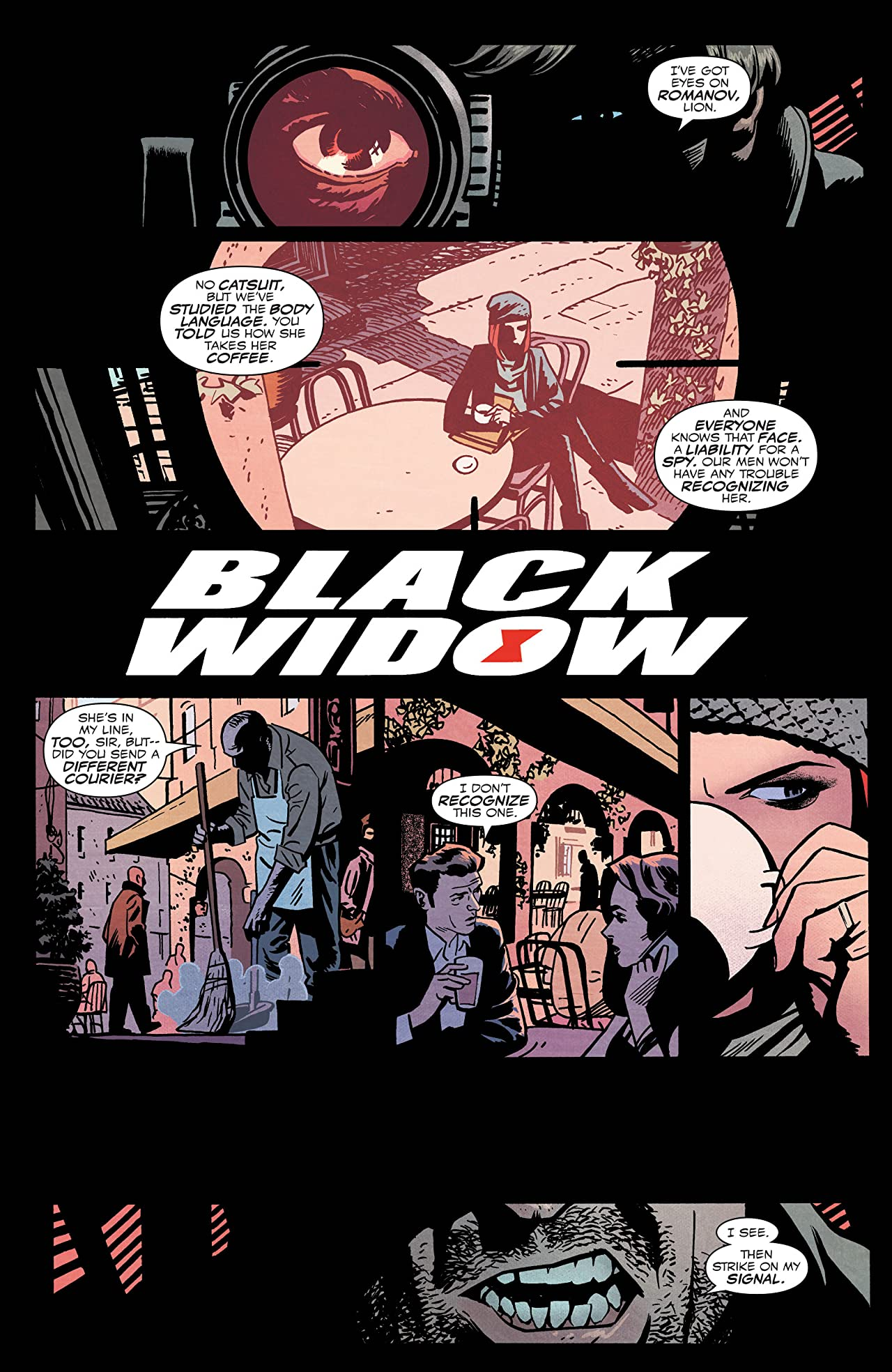 Black Widow (2016-2017) #5