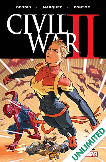 Civil War II (2016) #4 (of 8)