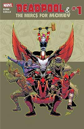 Deadpool & The Mercs For Money (2016-2017) #1