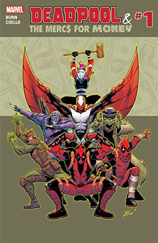 Deadpool & The Mercs For Money (2016-) #1