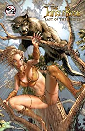 The Jungle Book: Last of the Species #3 (of 5)