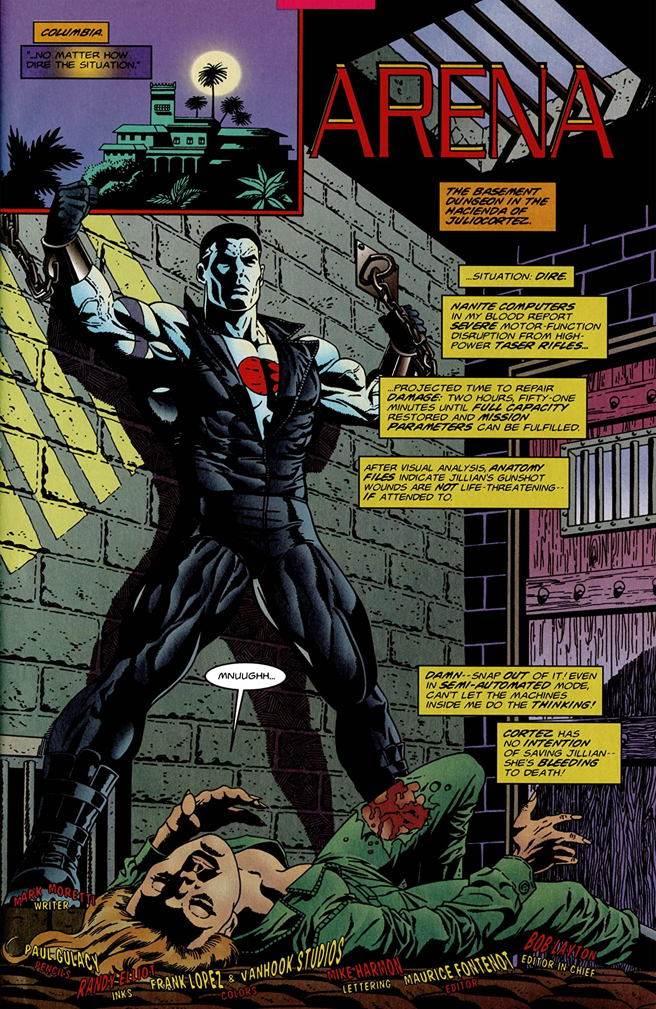 Bloodshot (1993-1996) #41
