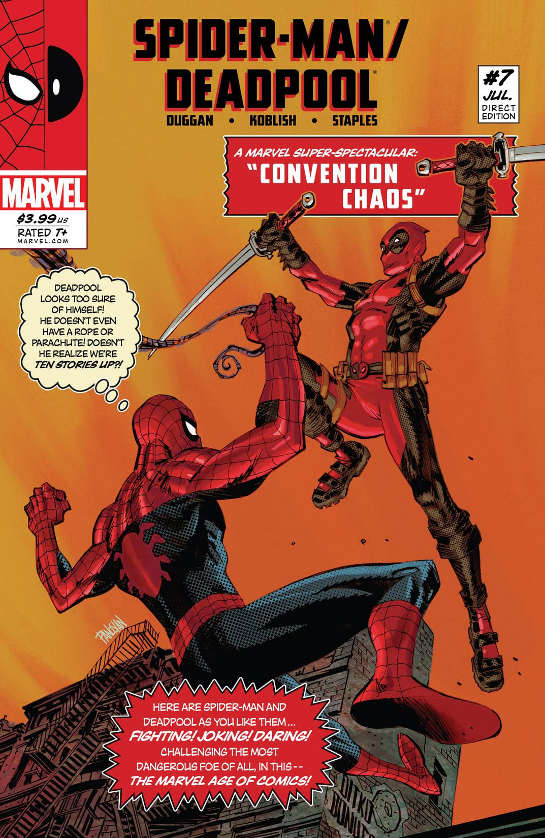 Spider-Man/Deadpool (2016-2019) #7
