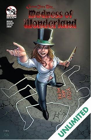 Madness of Wonderland #2 (of 4)