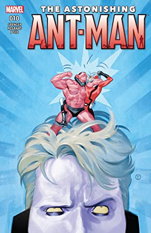 The Astonishing Ant-Man (2015-) #10