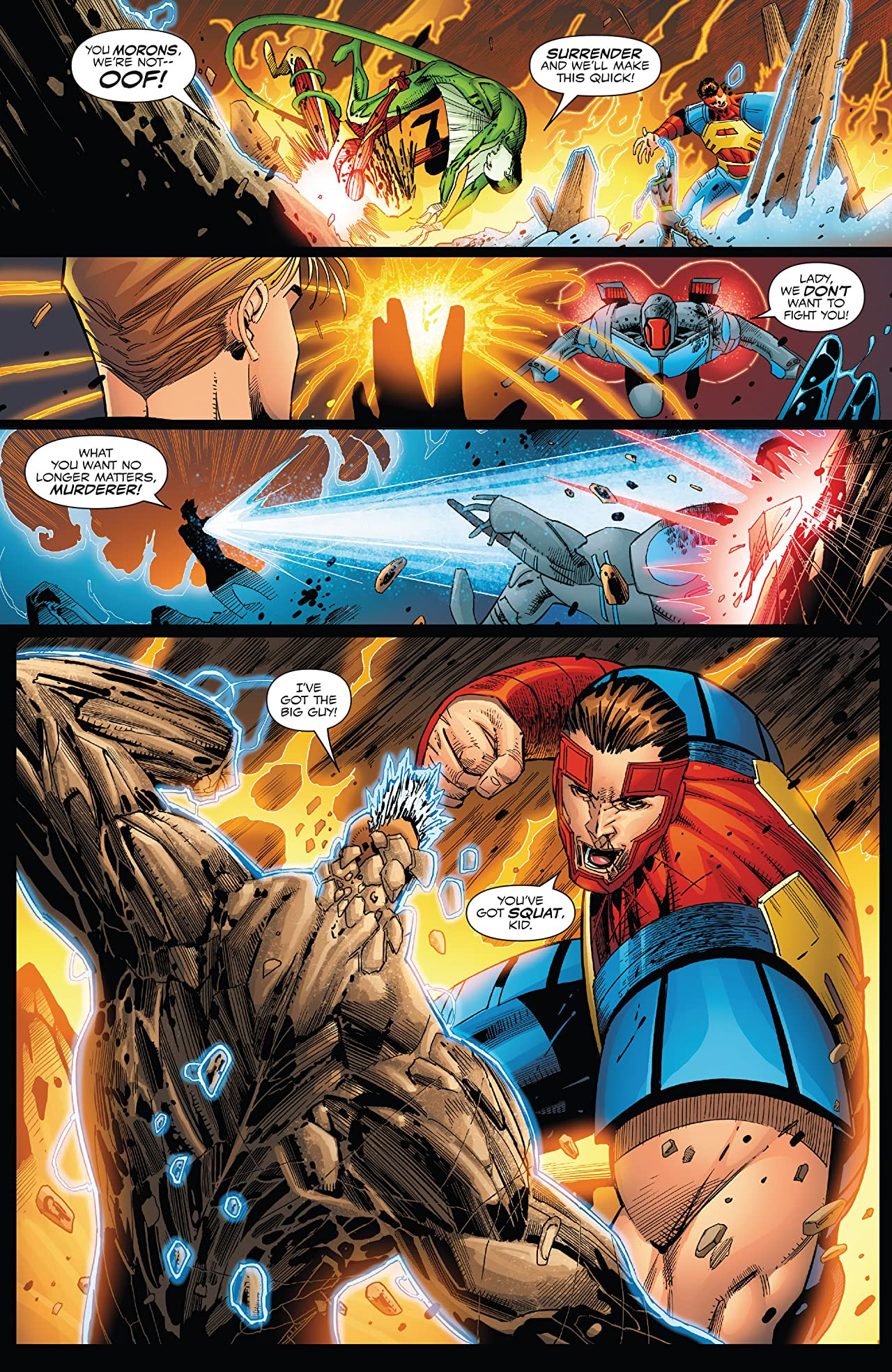 Thunderbolts (2016-2017) #3