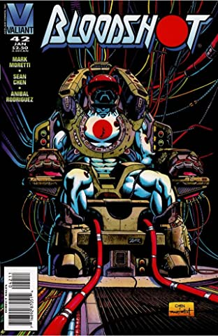 Bloodshot (1993-1996) #42