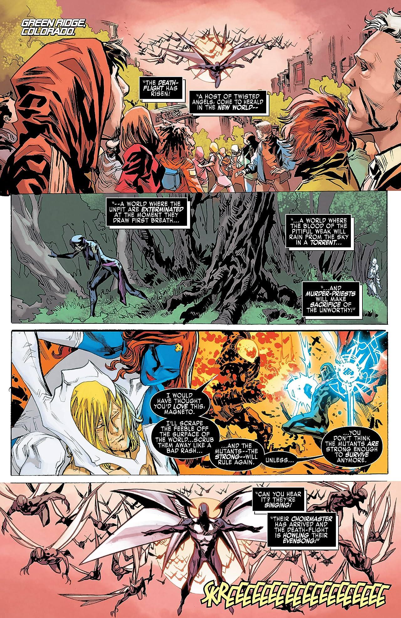 Uncanny X-Men (2016-2017) #10