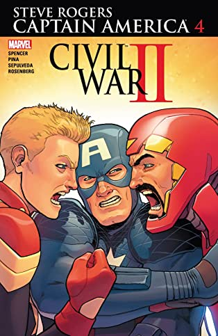 Captain America: Steve Rogers (2016-2017) #4