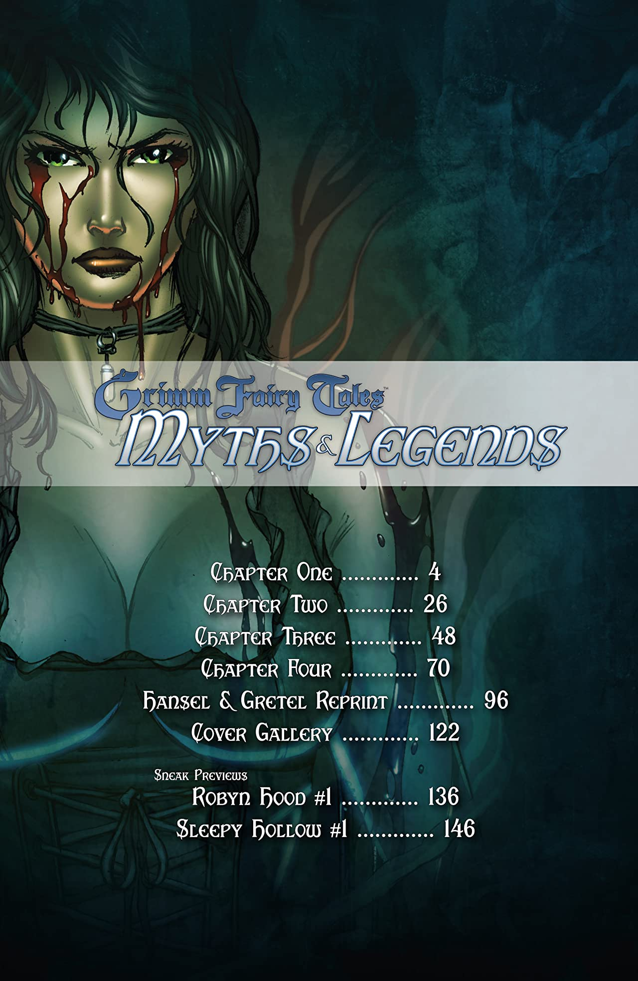 Myths & Legends Vol. 4