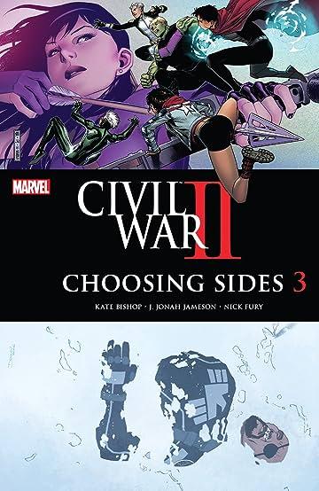 Civil War II: Choosing Sides (2016) #3 (of 6)