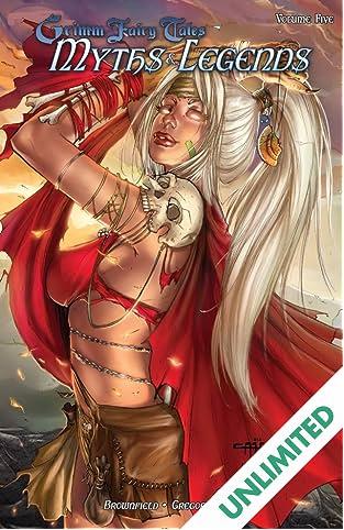 Myths & Legends Vol. 5