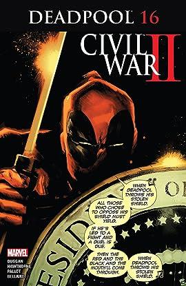 Deadpool (2015-2017) #16