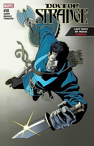 Doctor Strange (2015-2018) No.10