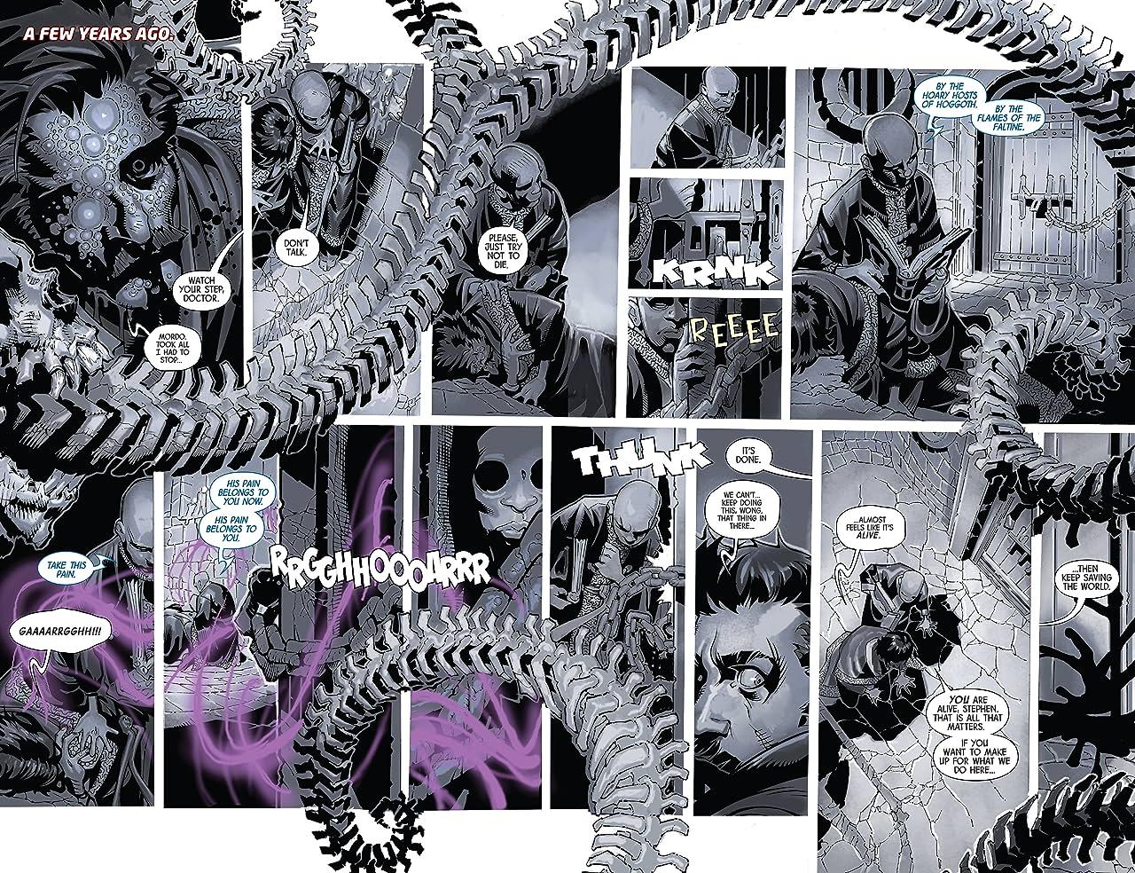 Doctor Strange (2015-2018) #10