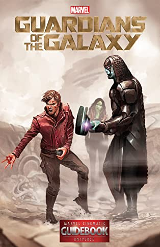Guidebook to the Marvel Cinematic Universe - Marvel's Guardians Of The Galaxy #1