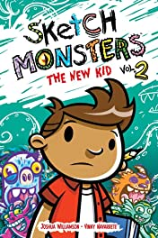 Sketch Monsters Vol. 2: New Kid Preview