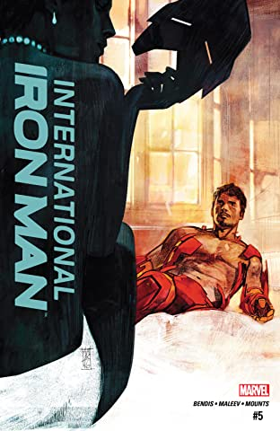 International Iron Man (2016) #5