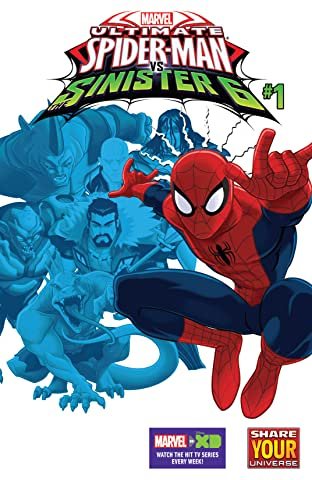 Marvel Universe Ultimate Spider-Man vs. The Sinister Six (2016-) #1