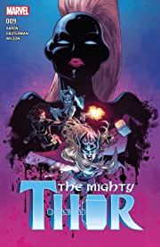 The Mighty Thor (2015-2018) #9