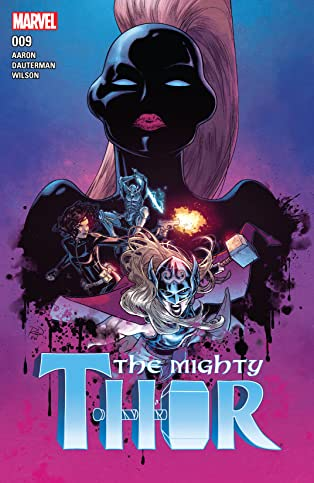 The Mighty Thor (2015-) #9