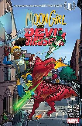 Moon Girl and Devil Dinosaur (2015-) #9
