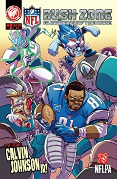 NFL Rush Zone: Guardians of the Core No.2