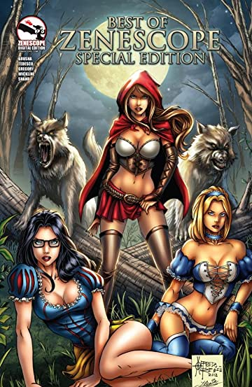 Best of Zenescope: Special Edition