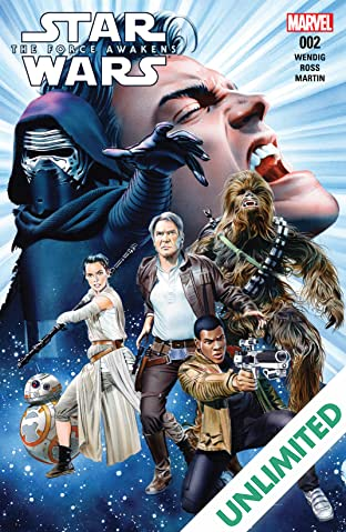 Star Wars: The Force Awakens Adaptation #2 (of 6)