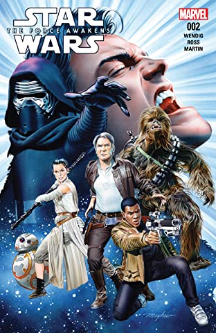 Star Wars: The Force Awakens Adaptation No.2 (sur 6)