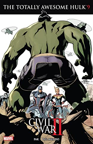 The Totally Awesome Hulk (2015-) #9