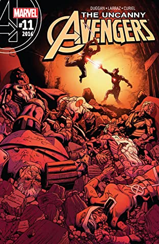 Uncanny Avengers (2015-) #11