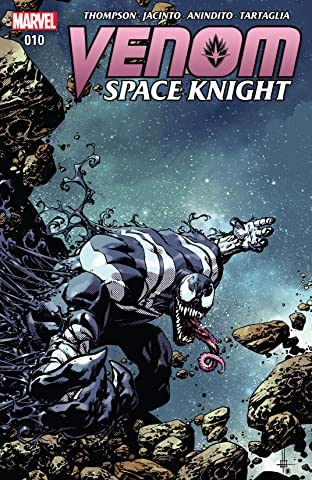 Venom: Space Knight (2015-2016) #10