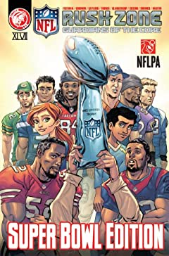 NFL Rush Zone: Guardians of the Core Tome 1