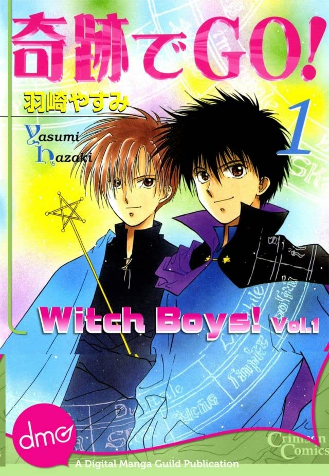 Witch Boys!: Preview