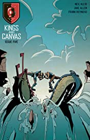 Kings and Canvas #5