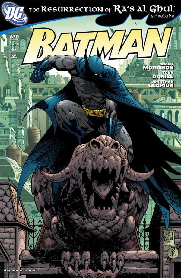 Batman (1940-2011) #670