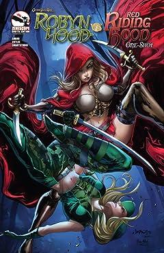 Robyn Hood vs. Red Riding Hood