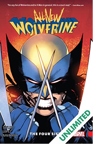 All-New Wolverine Vol. 1: The Four Sisters