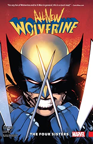 All-New Wolverine Tome 1: The Four Sisters