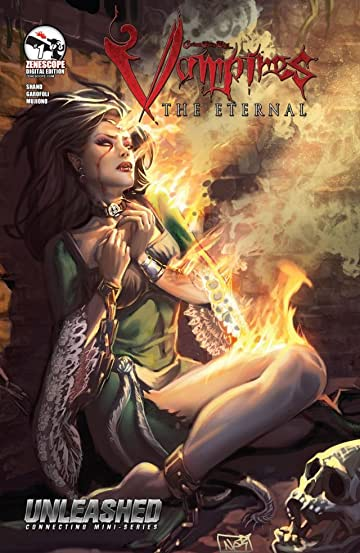 Unleashed: Vampires the Eternal #1 (of 3)