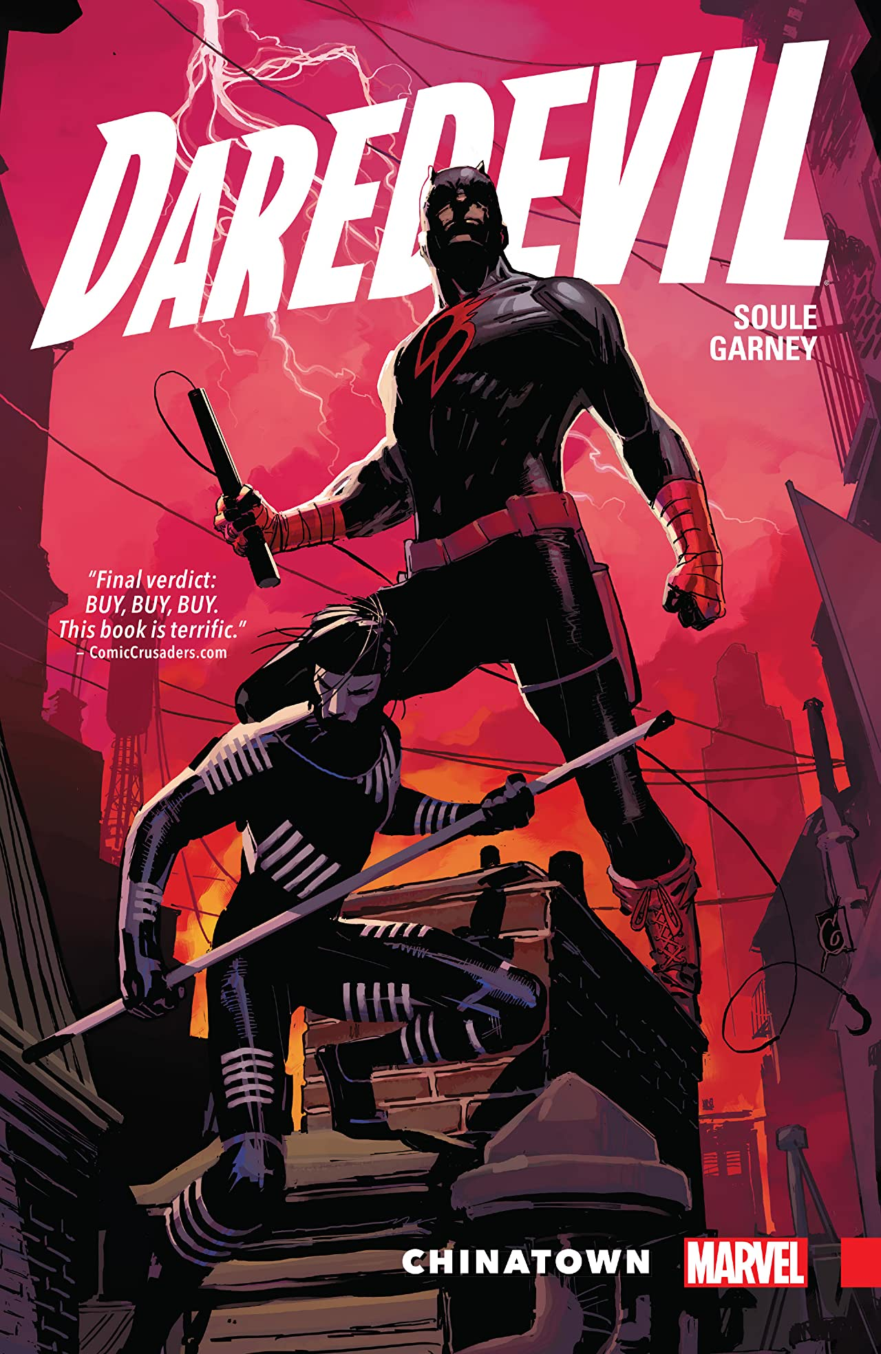 Daredevil: Back In Black Vol. 1: Chinatown