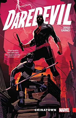 Daredevil: Back In Black Tome 1: Chinatown