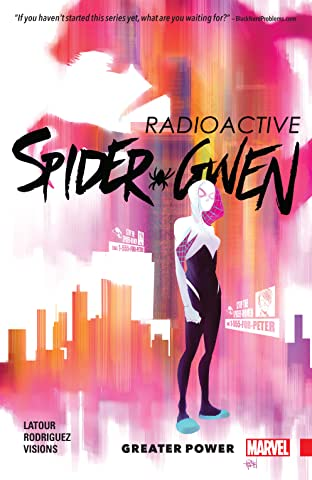 Spider-Gwen Tome 1: Greater Power