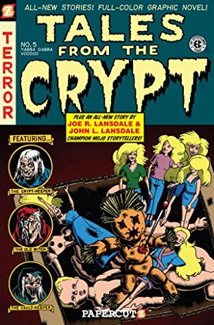 Tales From the Crypt Vol. 5: Yabba Dabba Voodoo Preview